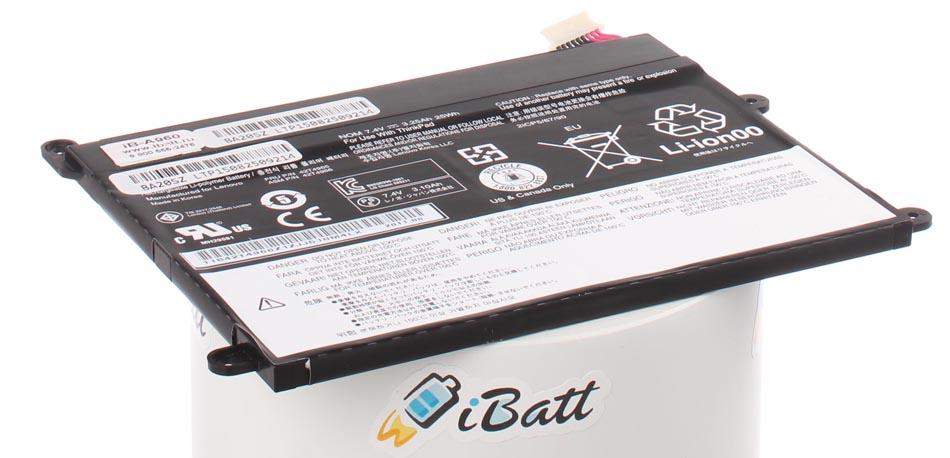 Аккумуляторная батарея 42T4964 для ноутбуков IBM-Lenovo. Артикул iB-A960.Емкость (mAh): 3400. Напряжение (V): 7,4