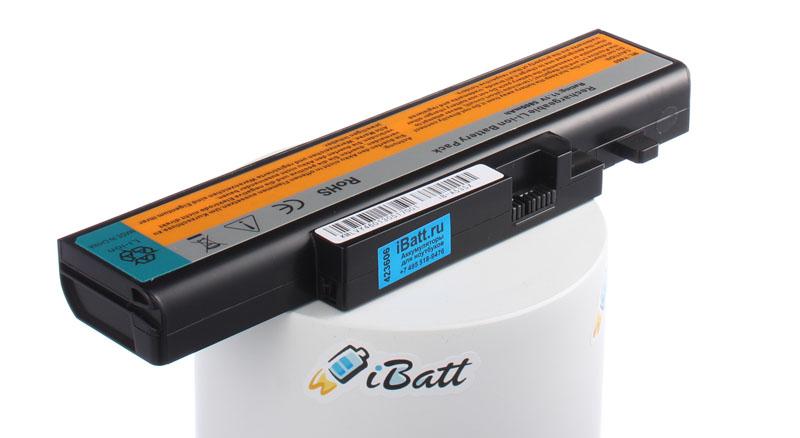 Аккумуляторная батарея iBatt iB-A535X для ноутбука IBM-LenovoЕмкость (mAh): 5800. Напряжение (V): 11,1
