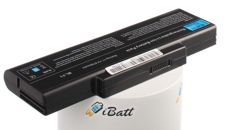 Аккумуляторная батарея 90R-NMU3B1000Y для ноутбуков Rover Book. Артикул iB-A169X.Емкость (mAh): 8700. Напряжение (V): 11,1