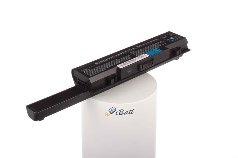 Аккумуляторная батарея MT342 для ноутбуков Dell. Артикул iB-A508H.Емкость (mAh): 7800. Напряжение (V): 11,1