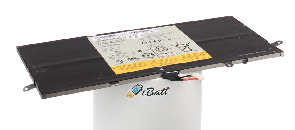 Аккумуляторная батарея iBatt iB-A810 для ноутбука IBM-LenovoЕмкость (mAh): 2840. Напряжение (V): 14,8