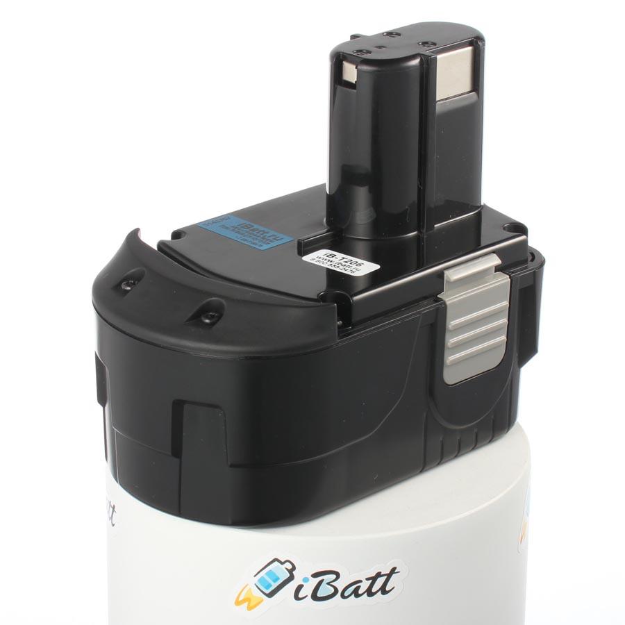 Аккумуляторная батарея iBatt iB-T206 для электроинструмента Hitachi