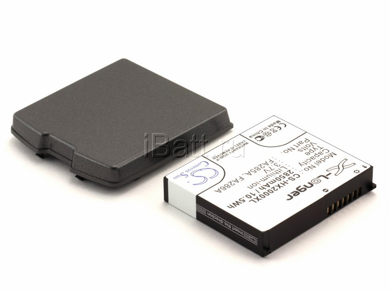 Аккумуляторная батарея iBatt для смартфона HP iPAQ HX2490. Артикул iB-M102, HP
