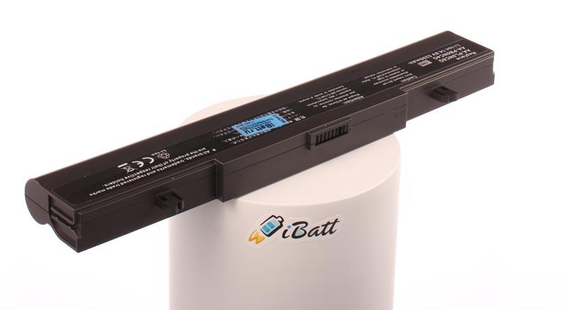 Аккумуляторная батарея iBatt iB-A458 для ноутбука SamsungЕмкость (mAh): 4400. Напряжение (V): 14,8