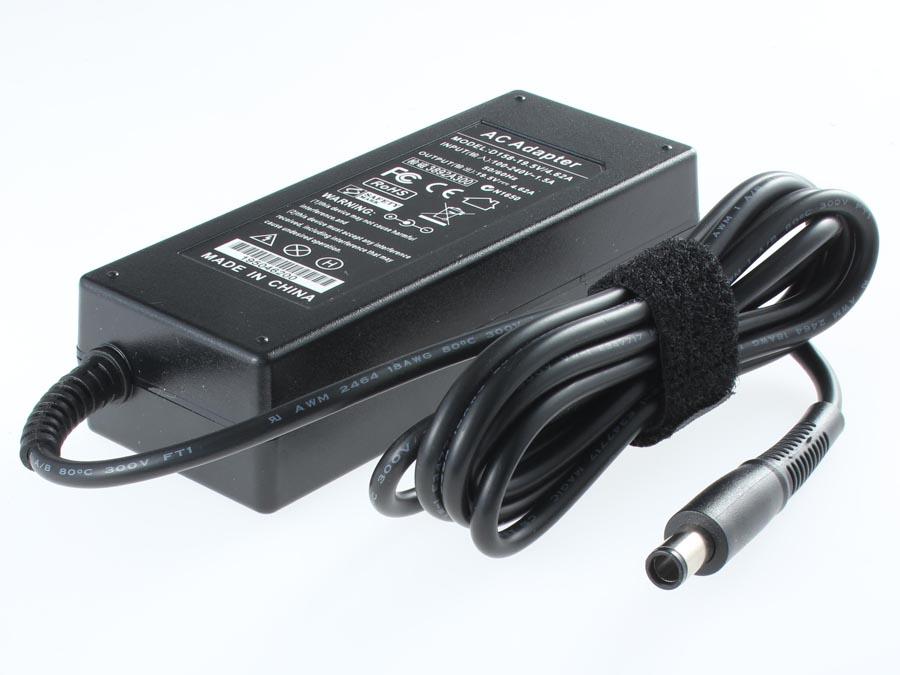 Блок питания (адаптер питания) RM809 для ноутбука Dell. Артикул iB-R211. Напряжение (V): 19,5