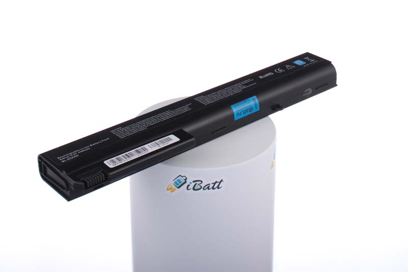 Аккумуляторная батарея для ноутбука HP-Compaq nc8200. Артикул iB-A321.Емкость (mAh): 4400. Напряжение (V): 14,8