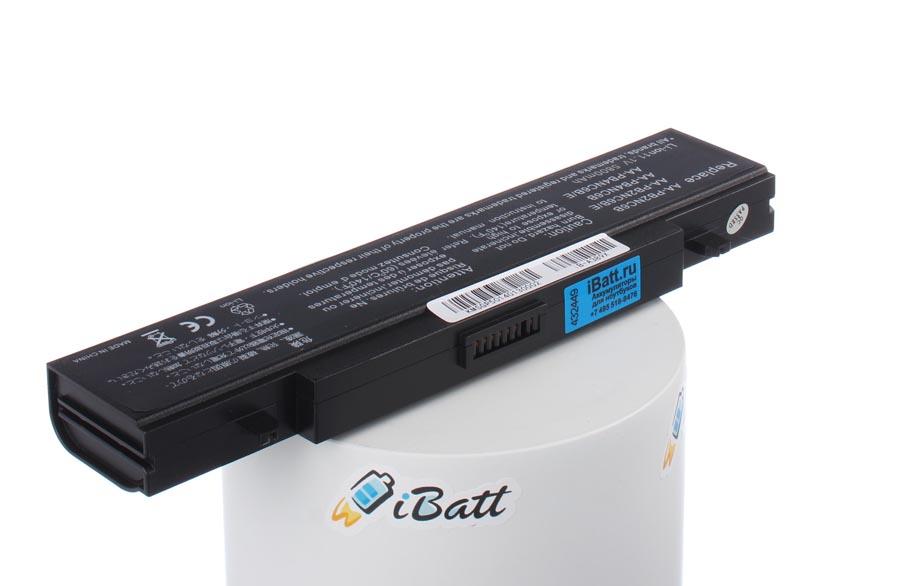 Аккумуляторная батарея iBatt iB-A389X для ноутбука SamsungЕмкость (mAh): 5800. Напряжение (V): 11,1