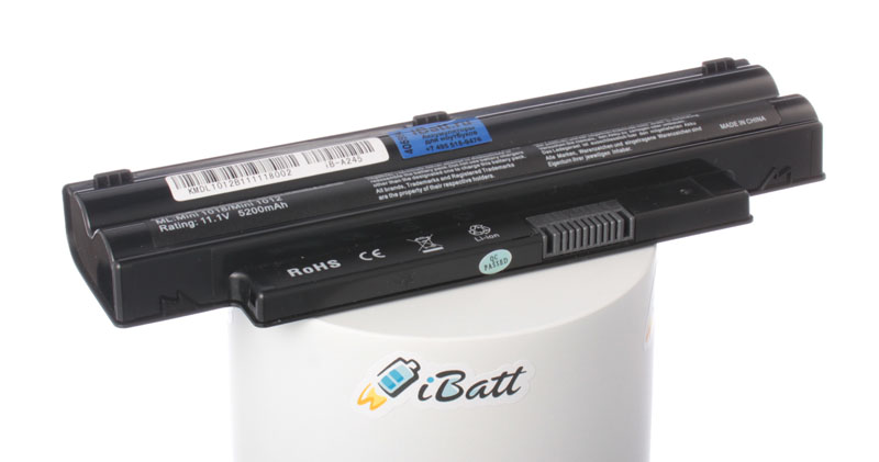 Аккумуляторная батарея T96F2 для ноутбуков Dell. Артикул iB-A245.Емкость (mAh): 4400. Напряжение (V): 11,1