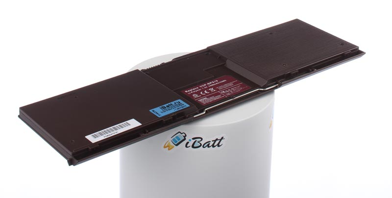 Аккумуляторная батарея CLE5191W.28P для ноутбуков Sony. Артикул iB-A349.Емкость (mAh): 4400. Напряжение (V): 7,4