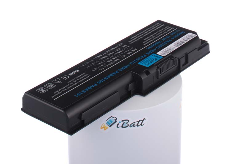 Аккумуляторная батарея CL4537B.083 для ноутбуков Toshiba. Артикул iB-A542H.Емкость (mAh): 7800. Напряжение (V): 11,1
