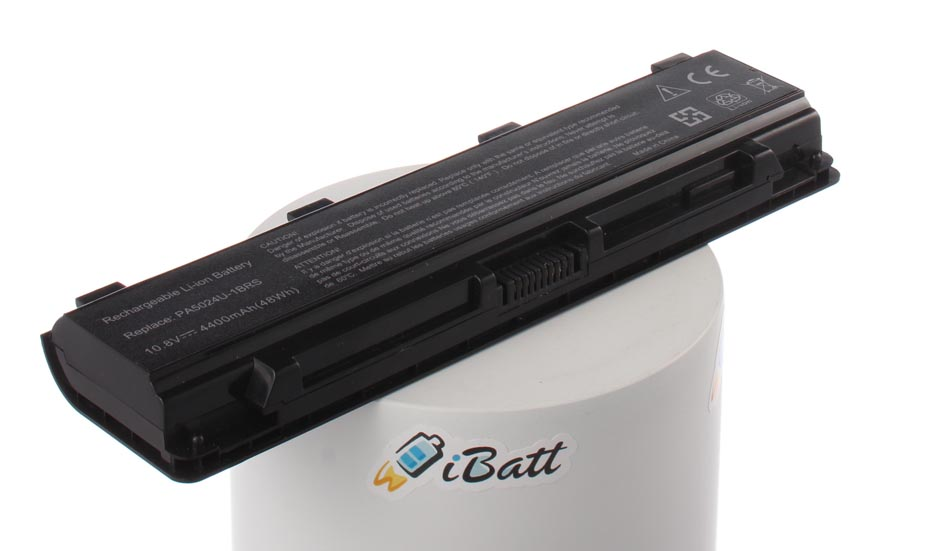 Аккумуляторная батарея PA5026U-1BRS для ноутбуков Toshiba. Артикул 11-1454.Емкость (mAh): 4400. Напряжение (V): 10,8