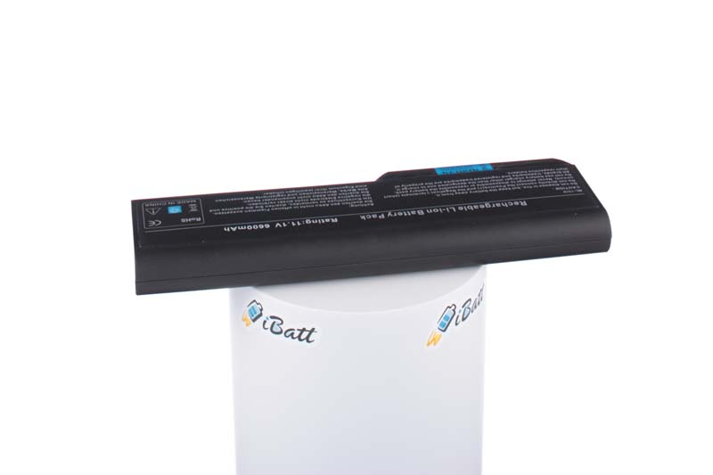 Аккумуляторная батарея для ноутбука Dell Vostro 1320. Артикул iB-A505.Емкость (mAh): 6600. Напряжение (V): 11,1