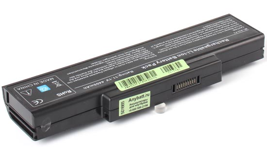 Аккумуляторная батарея 70R-NKI1B1000Z для ноутбуков Rover Book. Артикул 11-1161.Емкость (mAh): 4400. Напряжение (V): 11,1