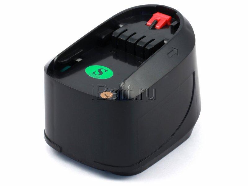 Аккумуляторная батарея iBatt для электроинструмента Bosch ART 23 LI. Артикул iB-T181, Bosch