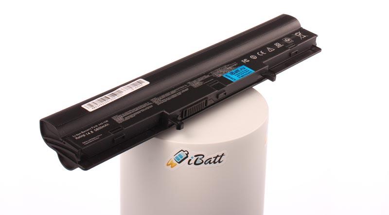 Аккумуляторная батарея A41-U36 для ноутбуков Asus. Артикул iB-A409X.Емкость (mAh): 5800. Напряжение (V): 14,8