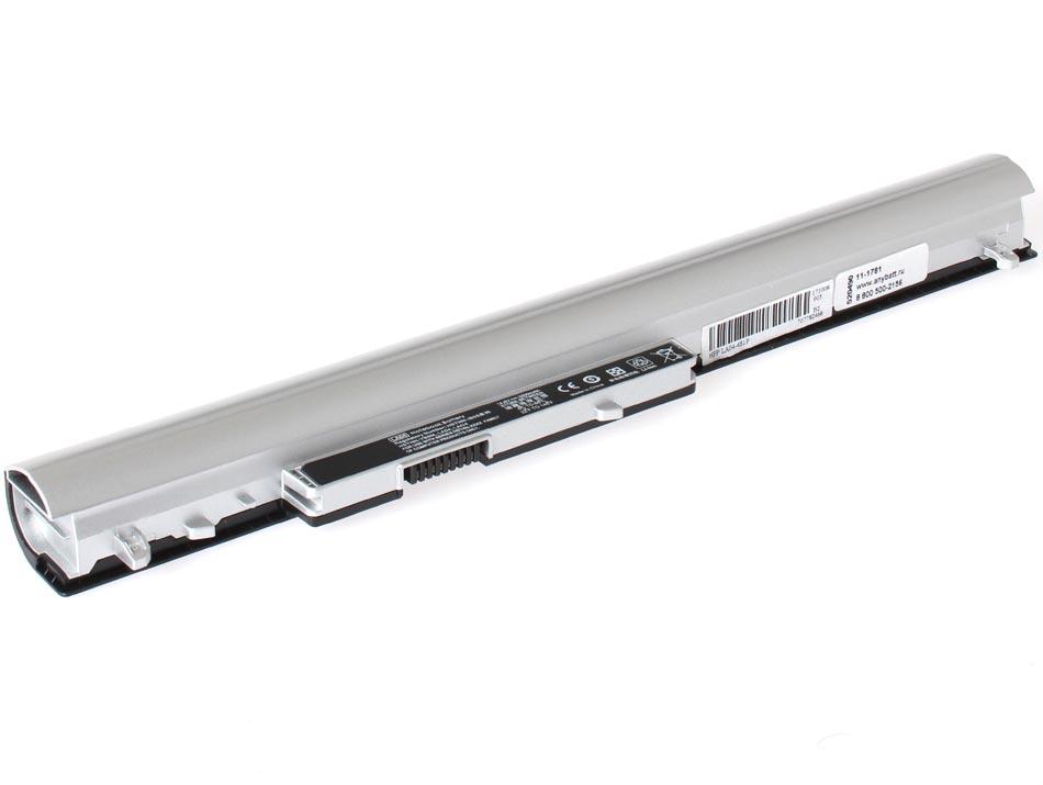 Аккумуляторная батарея LA04 для ноутбуков HP-Compaq. Артикул 11-1781.Емкость (mAh): 2200. Напряжение (V): 14,8