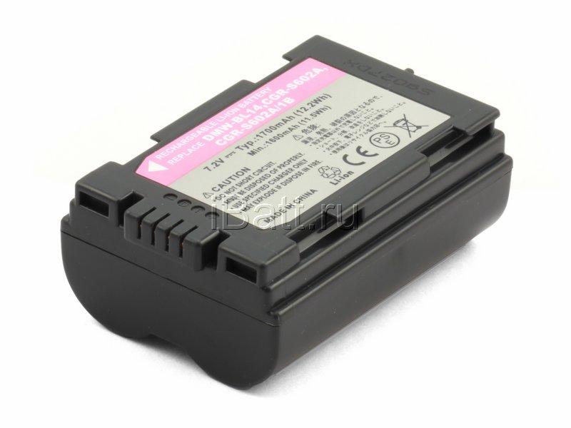 Аккумуляторная батарея BP-DC3 для фотокамеры Leica. Артикул iB-F393, Leica