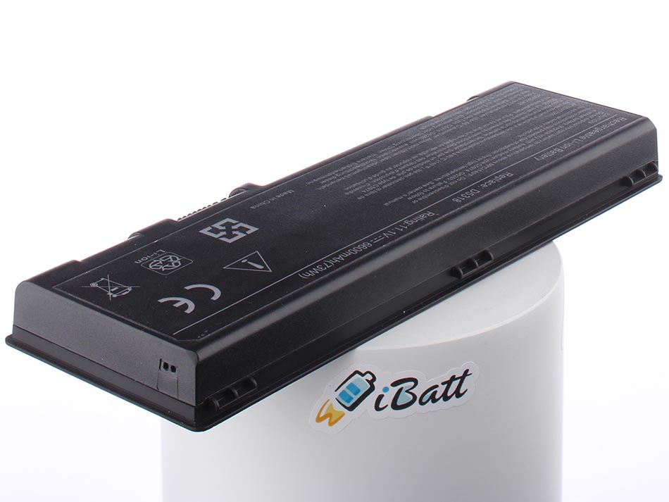 Аккумуляторная батарея iBatt 11-1239 для ноутбука DellЕмкость (mAh): 6600. Напряжение (V): 11,1