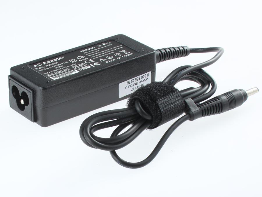 Блок питания (адаптер питания) 624502-001 для ноутбука Toshiba. Артикул iB-R117. Напряжение (V): 19