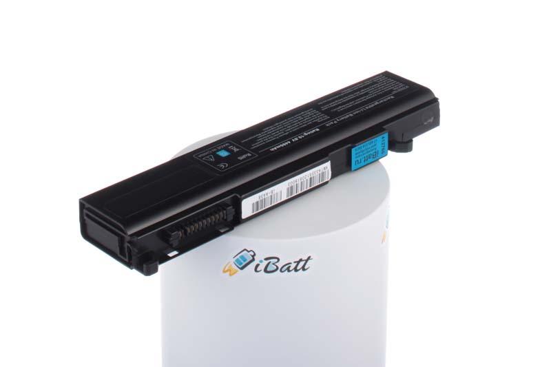 Аккумуляторная батарея для ноутбука Toshiba Portege M300. Артикул iB-A438.Емкость (mAh): 4400. Напряжение (V): 10,8