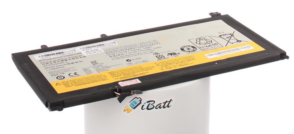 Аккумуляторная батарея L12M4P62 для ноутбуков IBM-Lenovo. Артикул iB-A948.Емкость (mAh): 7100. Напряжение (V): 7,4