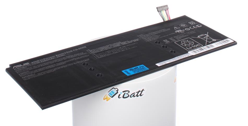 Аккумуляторная батарея для ноутбука Asus Eee Pad Slider SL101 32GB. Артикул iB-A648.Емкость (mAh): 2250. Напряжение (V): 11,1