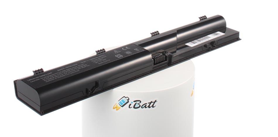 Аккумуляторная батарея HSTNN-OB2B для ноутбуков HP-Compaq. Артикул iB-A789.Емкость (mAh): 4400. Напряжение (V): 11,1