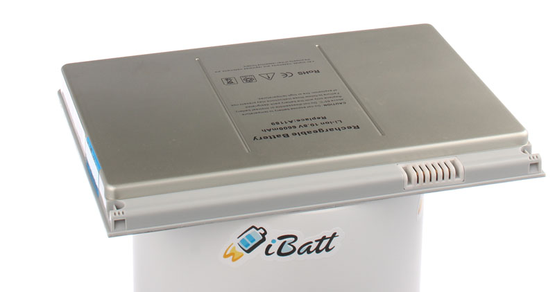 Аккумуляторная батарея CL5189S.29P для ноутбуков Apple. Артикул iB-A462.Емкость (mAh): 6600. Напряжение (V): 10,8