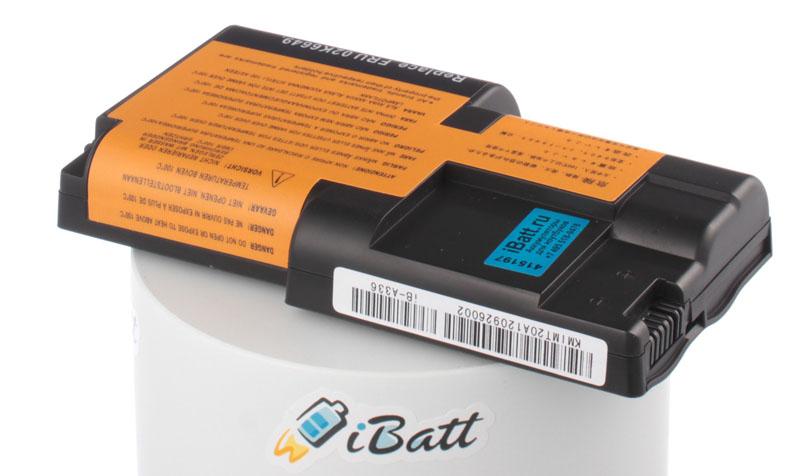 Аккумуляторная батарея 02K6626 для ноутбуков IBM-Lenovo. Артикул iB-A336.Емкость (mAh): 4400. Напряжение (V): 11,1