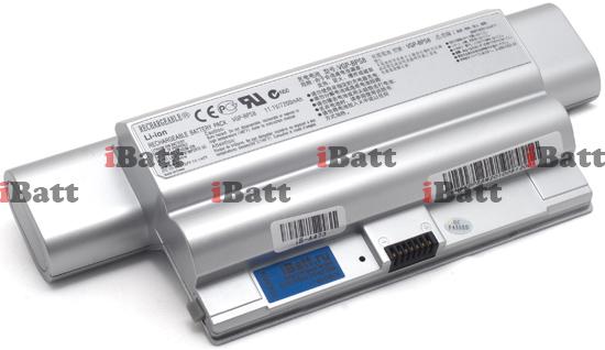 Аккумуляторная батарея VGP-BPS8B для ноутбуков Sony. Артикул iB-A473.Емкость (mAh): 6600. Напряжение (V): 11,1