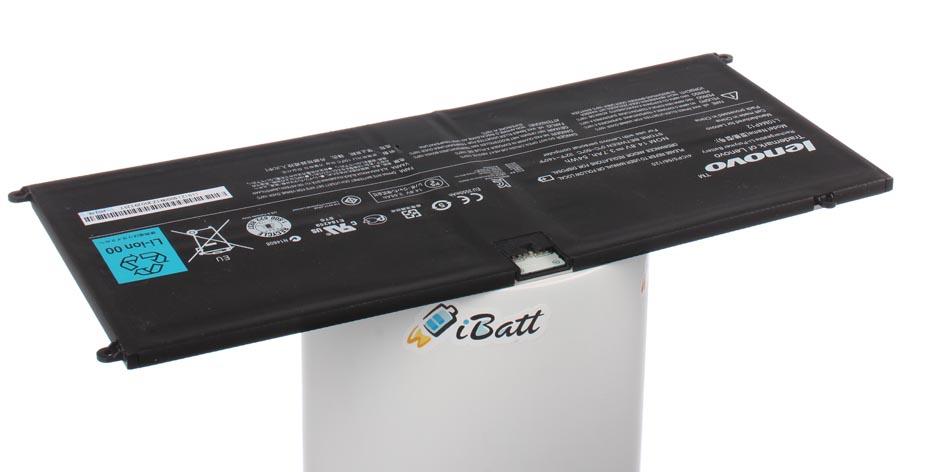 Аккумуляторная батарея iBatt iB-A800 для ноутбука IBM-LenovoЕмкость (mAh): 3650. Напряжение (V): 14,8