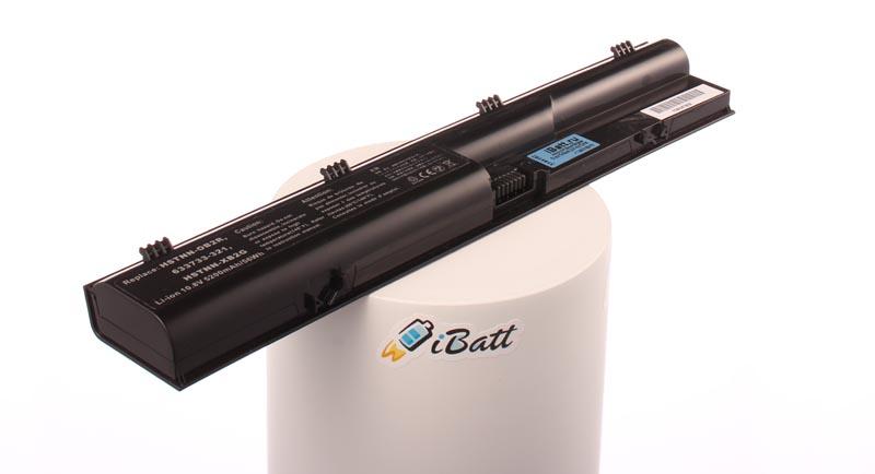 Аккумуляторная батарея iBatt iB-A567H для ноутбука HP-CompaqЕмкость (mAh): 5200. Напряжение (V): 10,8