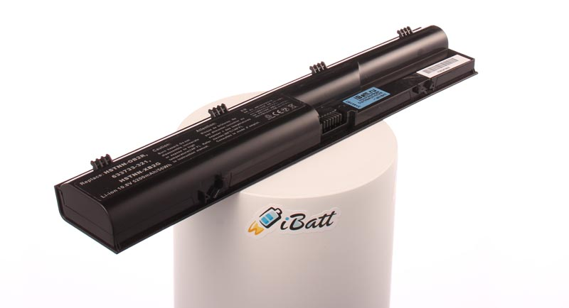 Аккумуляторная батарея 633733-1A1 для ноутбуков HP-Compaq. Артикул iB-A567H.Емкость (mAh): 5200. Напряжение (V): 10,8