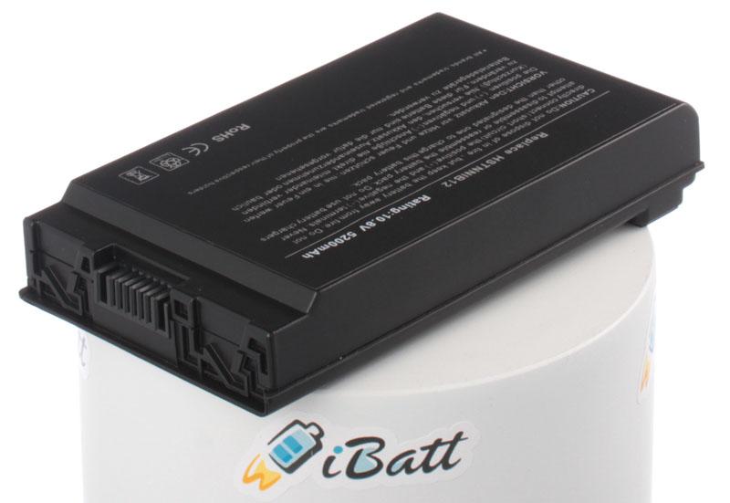 Аккумуляторная батарея iBatt iB-A269H для ноутбука HP-CompaqЕмкость (mAh): 5200. Напряжение (V): 10,8