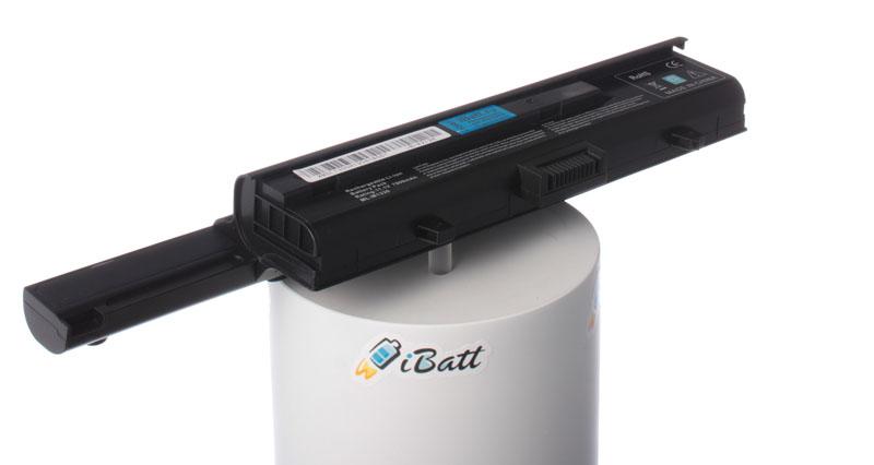 Аккумуляторная батарея iBatt iB-A212H для ноутбука DellЕмкость (mAh): 7800. Напряжение (V): 11,1
