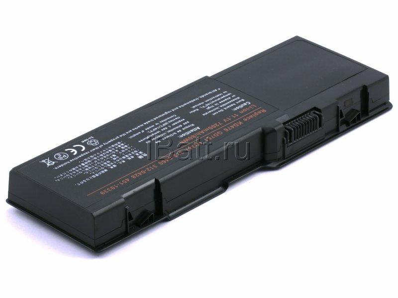 Аккумуляторная батарея UD267 для ноутбуков Dell. Артикул 11-1244.Емкость (mAh): 6600. Напряжение (V): 11,1