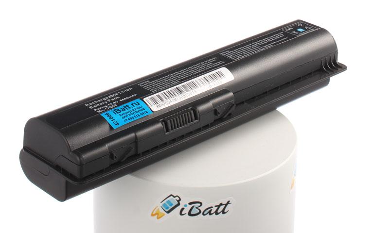 Аккумуляторная батарея iBatt iB-A339 для ноутбука HP-CompaqЕмкость (mAh): 6600. Напряжение (V): 10,8
