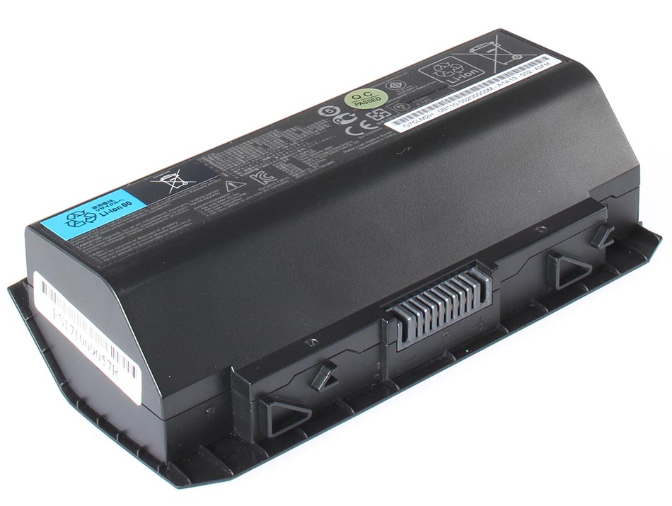 Аккумуляторная батарея для ноутбука Asus G750JS-T4151H 90NB04M1M01670. Артикул iB-A1126.Емкость (mAh): 5900. Напряжение (V): 15