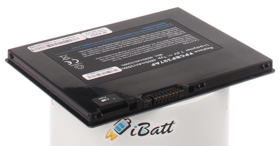 Аккумуляторная батарея для ноутбука Fujitsu-Siemens Stylistic Q572 64Gb Win8 AMD Z-60. Артикул iB-A942.Емкость (mAh): 4800. Напряжение (V): 7,2