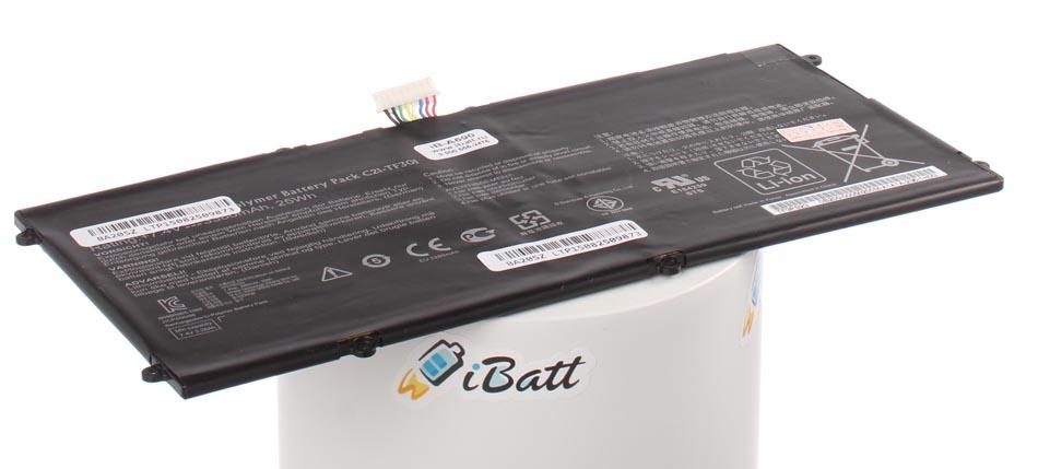 Аккумуляторная батарея iBatt iB-A690 для ноутбука AsusЕмкость (mAh): 3350. Напряжение (V): 7,4
