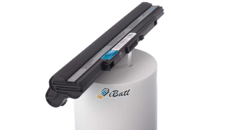 Аккумуляторная батарея для ноутбука Asus UL30A-X1. Артикул iB-A173.Емкость (mAh): 6600. Напряжение (V): 14,8
