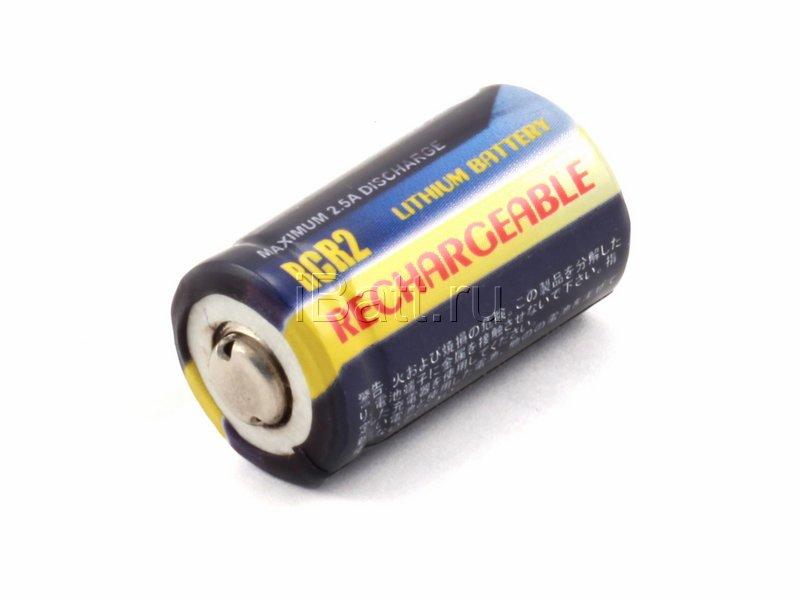 Аккумуляторная батарея CR2 для фотокамеры Nikon. Артикул iB-F409, Nikon