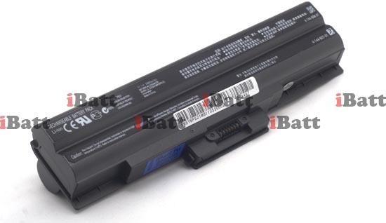 Аккумуляторная батарея iBatt iB-A597H для ноутбука SonyЕмкость (mAh): 7800. Напряжение (V): 11,1