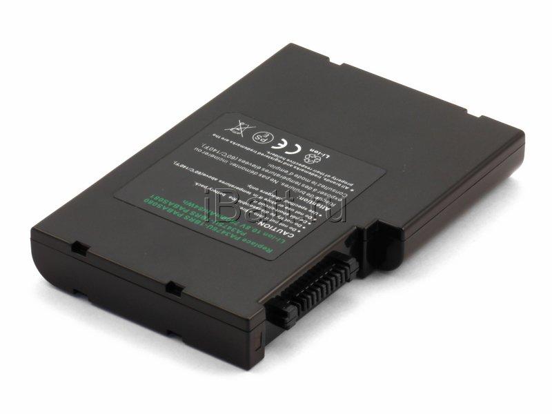 Аккумуляторная батарея PABAS080 для ноутбуков Toshiba. Артикул 11-1484.Емкость (mAh): 6600. Напряжение (V): 10,8