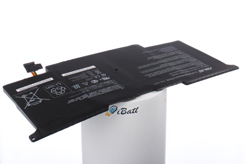 Аккумуляторная батарея iBatt iB-A669 для ноутбука AsusЕмкость (mAh): 6800. Напряжение (V): 7,4