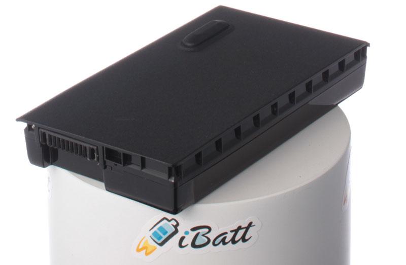 Аккумуляторная батарея A32-F80 для ноутбуков Asus. Артикул iB-A215H.Емкость (mAh): 5200. Напряжение (V): 10,8