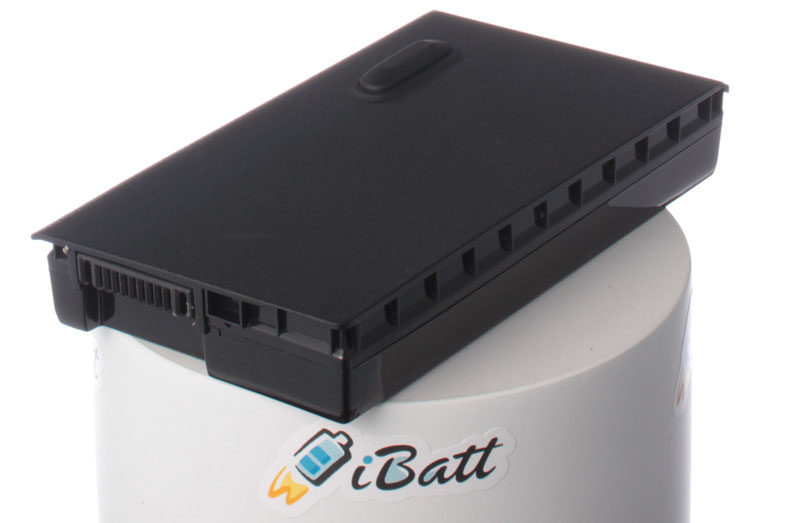 Аккумуляторная батарея для ноутбука Asus X61S. Артикул iB-A215H.Емкость (mAh): 5200. Напряжение (V): 10,8