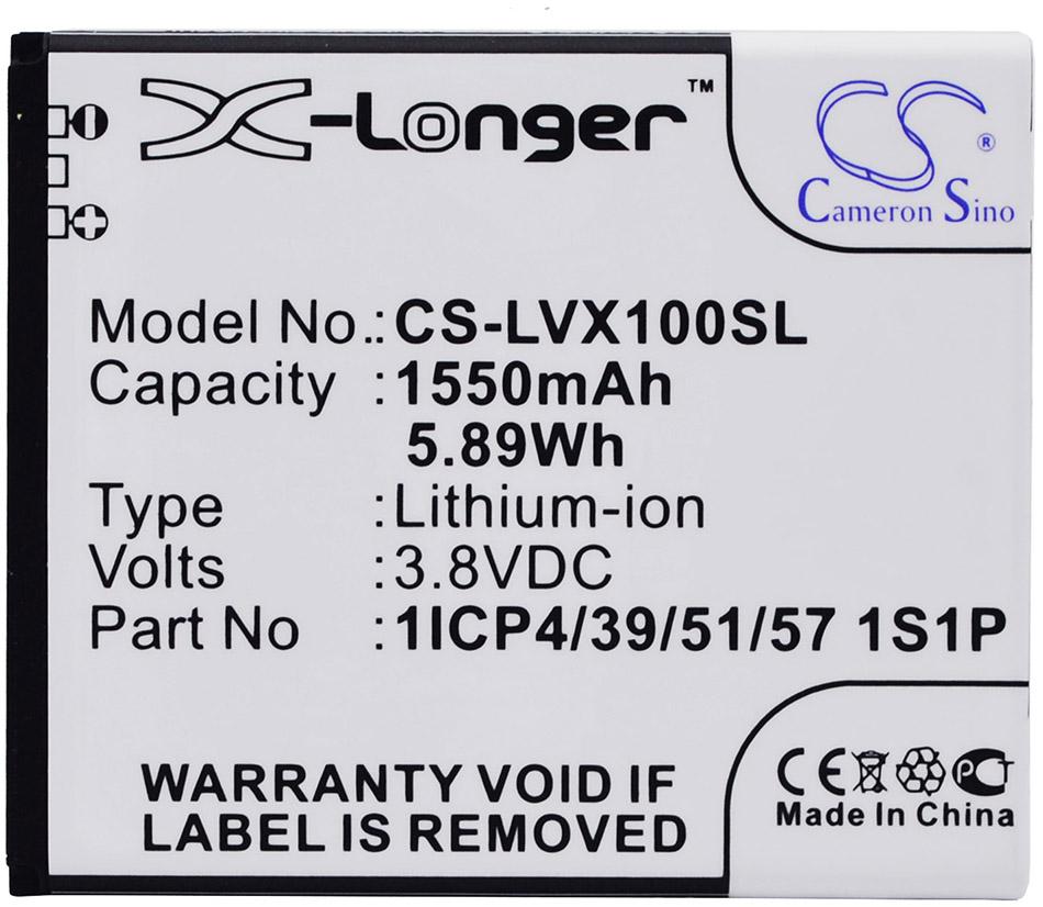 Аккумуляторная батарея 1ICP4/39/51/57 1S1P для телефонов, смартфонов LAVA. Артикул iB-M2077.Емкость (mAh): 1550. Напряжение (V): 3,8