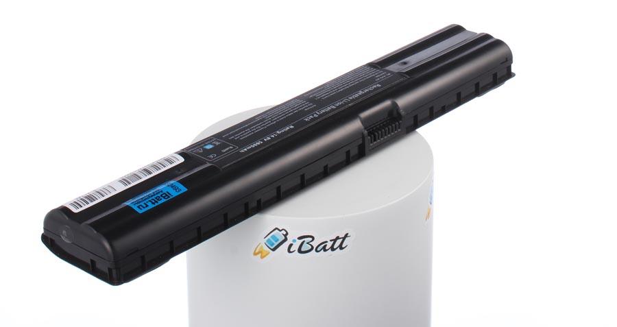 Аккумуляторная батарея для ноутбука Asus PRO60Jm. Артикул iB-A174X.Емкость (mAh): 5800. Напряжение (V): 14,8