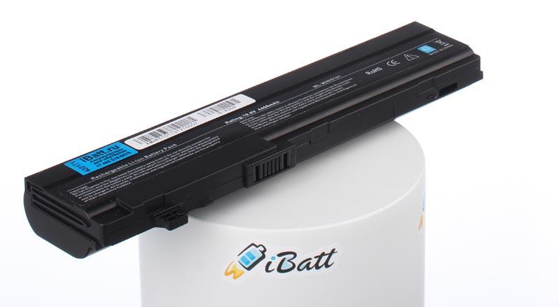 Аккумуляторная батарея iBatt iB-A369 для ноутбука HP-CompaqЕмкость (mAh): 4400. Напряжение (V): 10,8